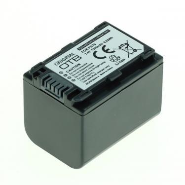 Sony NP-FH70 / NP-FP70 Li-ion utángyártott akku/akkumulátor