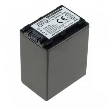 SONY NP-FV100 LI-ION 3300mAh Li-Ion utángyártott akku/akkumulátor