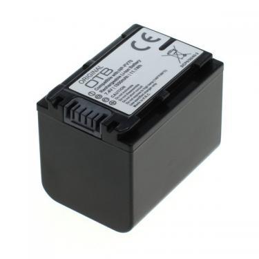 SONY NP-FV70 LI-ION 1500mAh Li-Ion utángyártott akku/akkumulátor