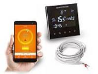 I-WARM-SHWIFI termoszát padló hőérzékelővel