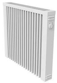 LHZ-Dyamant_63_1800 W,  Kerámia betétes, elektromos hőtárolós radiátor, 98cm széles, 63cm magas, 50kg, manuális termoszt
