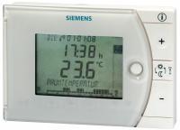 Siemens REV24 7-napos (heti) programozhatóságú helyiséghőmérséklet szabályozó