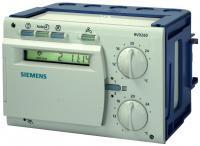 Siemens RVD260-A Szabályozó, 14 programozott rendszer típus, magyarázatok da, de, en, fi, fr, it, sv nyelveken