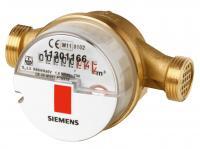 """Siemens WFW30.D080 Mechanikus vízmennyiségmérő modul csatlakozási lehetőséggel melegvízre, 1.5 m³/h, 80 mm, G ¾ """""""