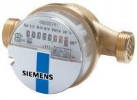 """Siemens WFK30.E130 Mechanikus vízmennyiségmérő modul csatlakozási lehetőséggel hidegvízre, 2.5 m³/h, 130 mm, G 1"""""""