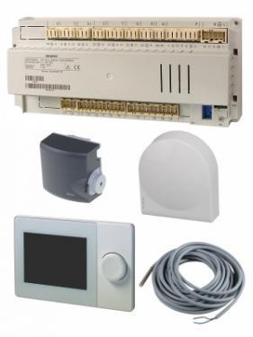 Siemens ALBATROS 2.3C időjáráskövető szabályozó készlet