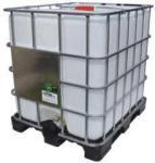 1. <> ÚJ, IBC, ADR / UN 1000 L-es tartály, konténer fa raklapon