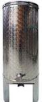 5.4 ~ 240 kg méztartály rozsdamentes acél mézcsappal, tetővel
