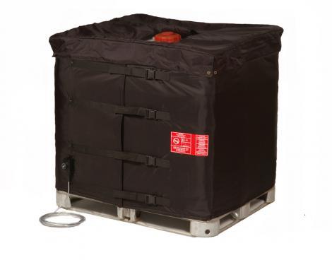1.1. <> 2x1000 W-os, IBC tartályhoz fűtőpaplan - CZ sorozat