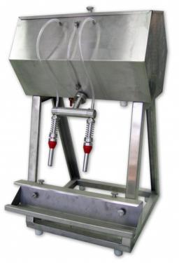 1. <> 2 fejes asztali palackozó gép