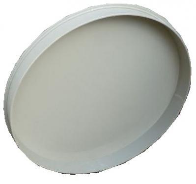 1. Műanyag porzáró fedél ~ 478 mm belő átmérőjű