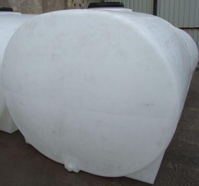 1.7. <> PEW-AT - 1,6 m3-es - fekvő henger - műanyag ivóvíz tároló tartály+tető