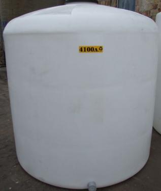 3.3 <> PEW-AT - 4,1 m3-es - álló henger - műanyag ivóvíz tároló tartály+tető