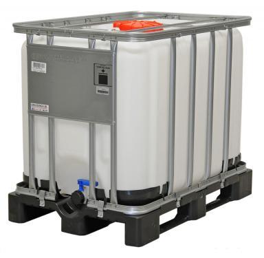 1.7. <> 640 liter használt, tiszta, ADR / UN, IBC, tartály / konténer - S13