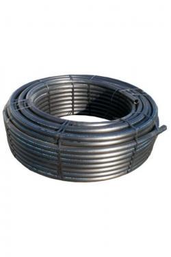 40 mm KPE PE100 SDR17 PN10 víznyomócső és szennyvíz nyomó cső 10 bár, tekercsben, MSZ EN 12201;