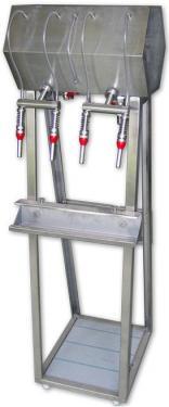 5. <> 4 fejes állványos palackozó gép