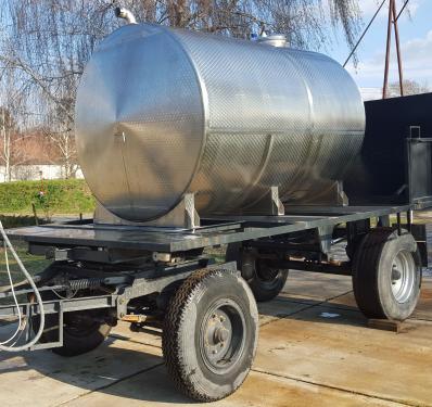6.1. <> 6 m3-es fekvő hengeres szállító tartály