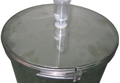 5. Rozsdamentes zárógyűrű, D = 546 mm