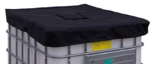 2.2. <> IBC 1000 L-es tartályhoz könnyített szigetelő tető