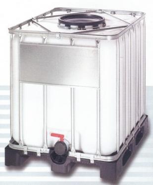 3.1. <> 1000 liter IBC óriás szájú tartály / konténer;