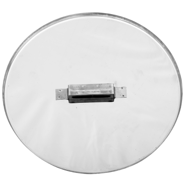 380 mm Inox - KO - rozsdamentes - paraffinos úszó fedél
