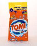 Tomi kristály mosópor 4,2kg.