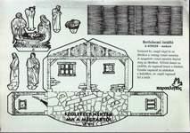Kézműves / Betlehemi istálló