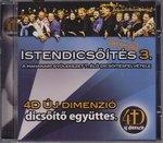 Istendicsőítés 3. CD   4D