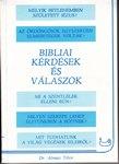 Almási Tibor:  Bibliai kérdések és válaszok