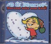 Palánta / Szeretni soha nem késő  CD  4D Újdimenzió