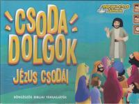 Csodadolgok-Jézus csodái / Társasjáték