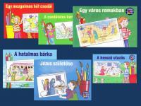 Harmat kiadós  kifestők - A Biblia pontról pontra
