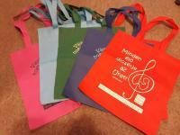 Igés táska / Életvédős
