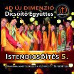 Istendicsőítés 5. CD   4D Újdimenzió