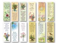 Könyvjelző / Halleluja-virágos  ÚJ SOROZAT