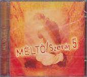 Méltó / Szeráf 5 CD+kotta