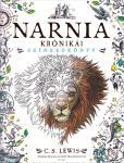 Narnia krónikái szinező könyv