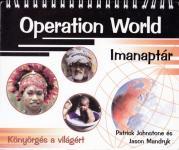 Operation World  imanaptár  NEM KAPHATÓ