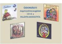Palánta / Angol nyelvű mese Cd