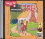 Palánta / Piroska és a farkas CD