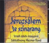 Sabbathsong: Jeruzsalem te szinarany  CD