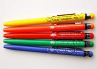 Toll - golyós és érintős toll  vidám szinek