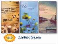 Zseb (diák) naptár GN   2017-2019