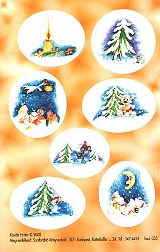 Matrica-téli Karácsonyi  033