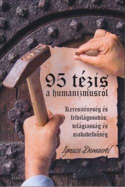 95 tézis a humanizmusról  ÚJDONSÁG