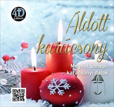 Palánta / Áldott karácsony CD  4D Újdimenzió
