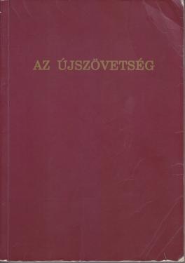 Antikvár 2019 szept - Csia Lajos újszövetség