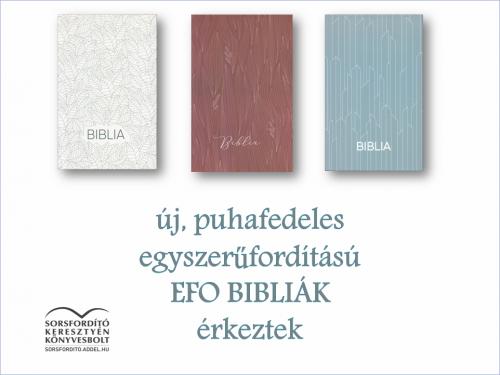 Biblia / Egyszerű (EFO)