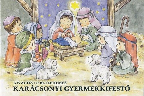 Karácsonyi gyermekkifestő