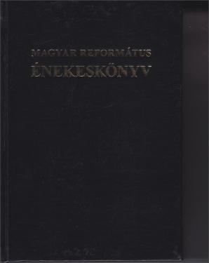 Magyar Református Énekeskönyv  nagy  14,5x20,5 cm